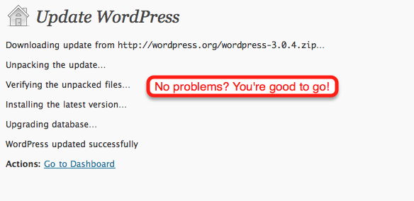 WordPress 3.4.1 has landed — Update now!